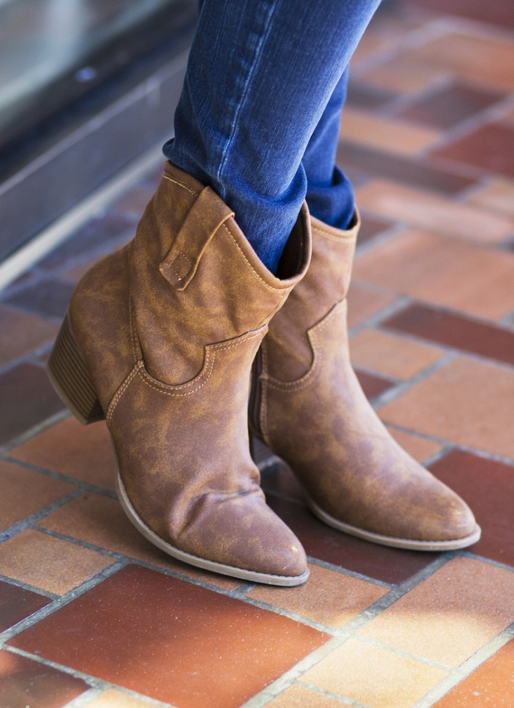 Target Brown Cowboy Boots