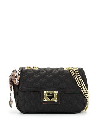 betsey-johnson-black-bag