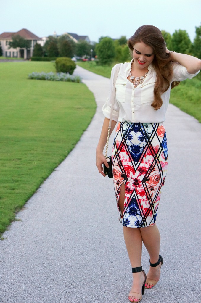 material-girl-bright-print-skirt