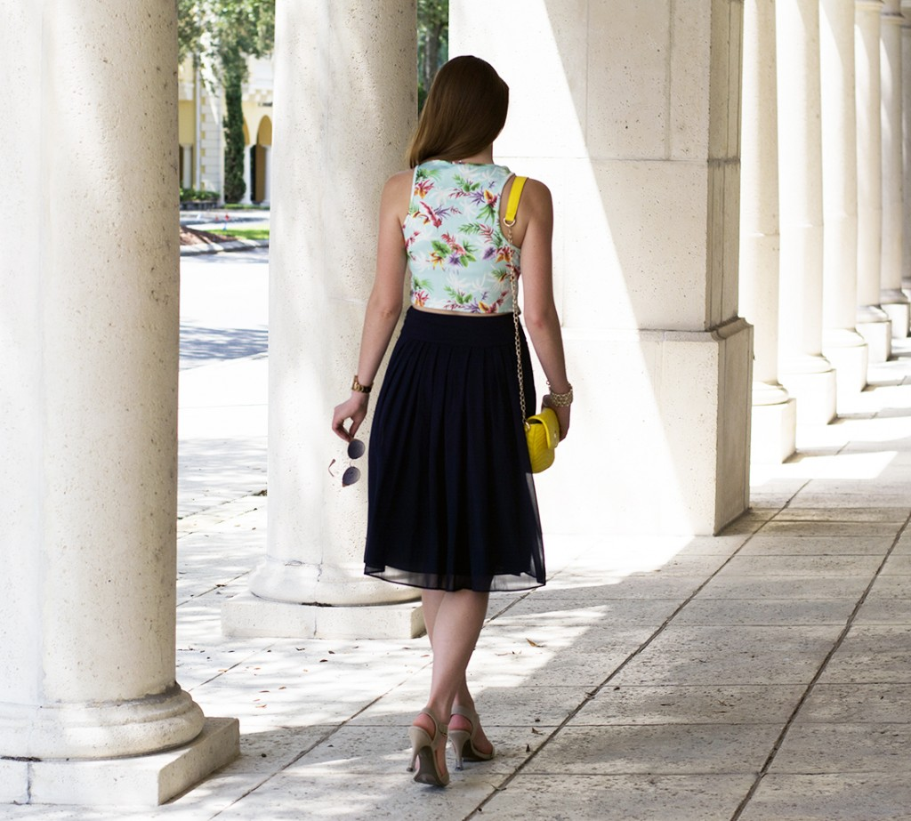 Navy-midi-skirt-with-crop