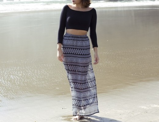Black-crop-top-maxi-skirt-windsorstore