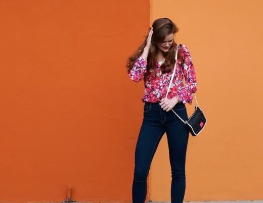 Express-pink-floral-shirt